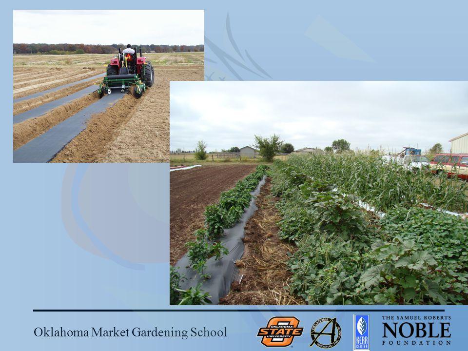Oklahoma Market Gardening School