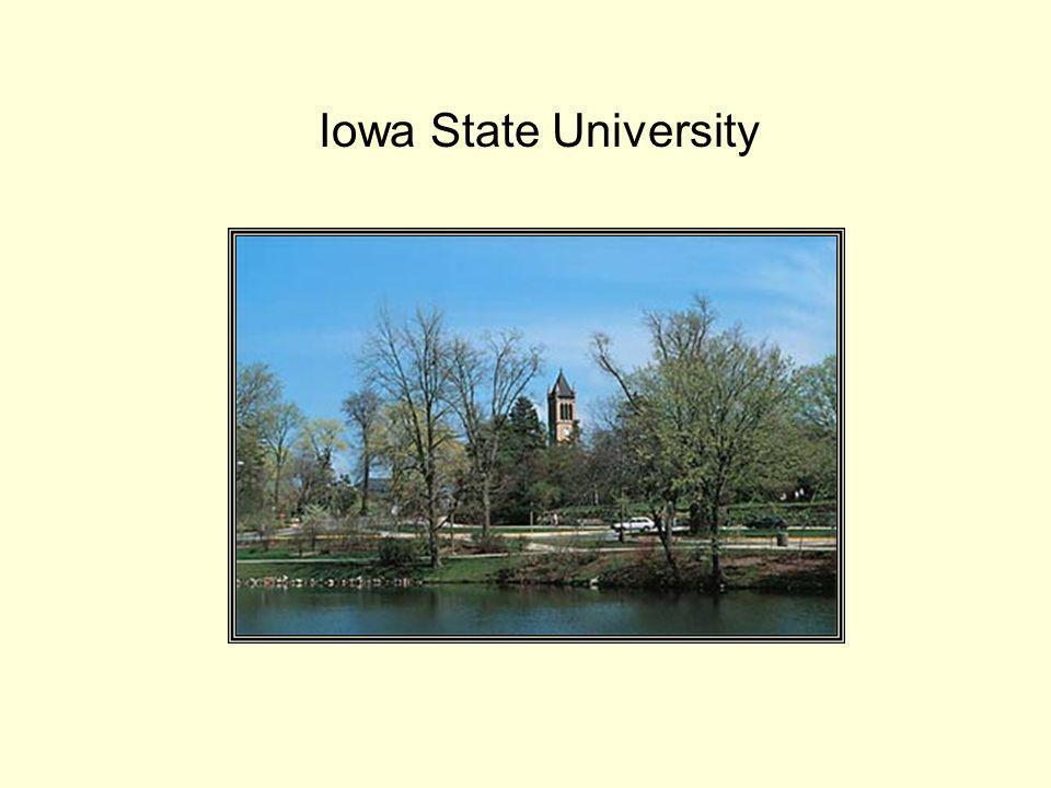 Reiman Gardens Iowa State University, Ames Iowa