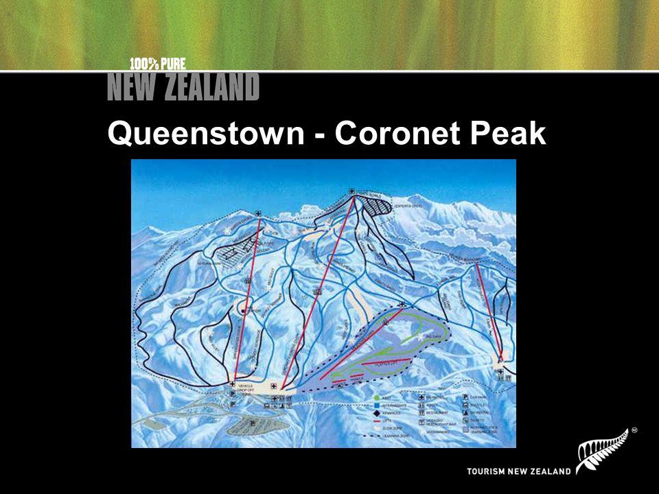 Queenstown - Coronet Peak