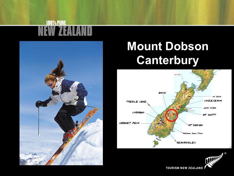 Mount Dobson Canterbury