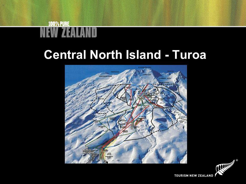 Central North Island - Turoa