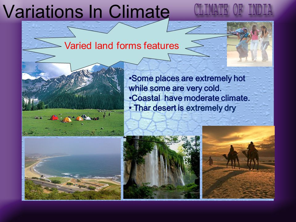 Subject: Geography For Class : VI
