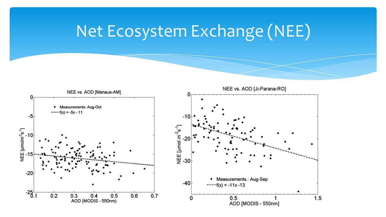 Net Ecosystem Exchange (NEE)