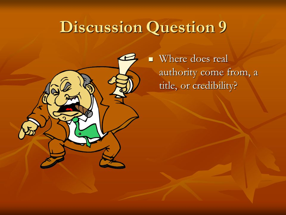 Discussion Question 8 As long as the board does the right thing, does it matter what the employees or the medical staff thinks.