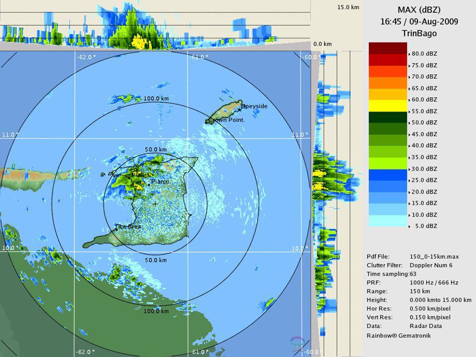 Tornado in Trinidad