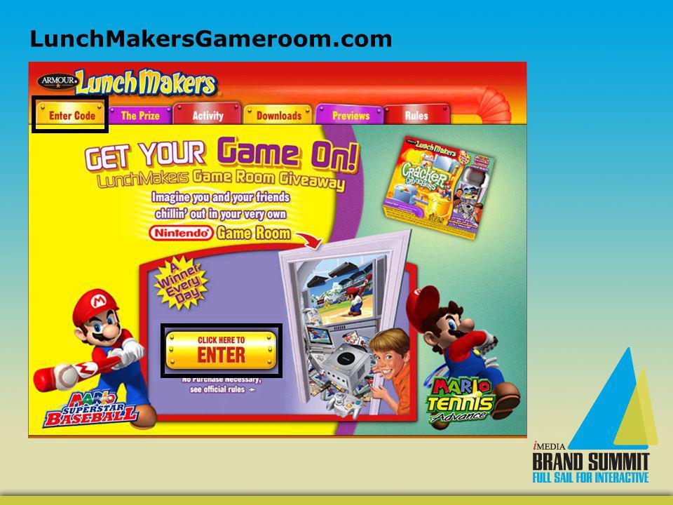 LunchMakersGameroom.com