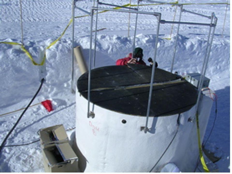 IceTop: ice tank