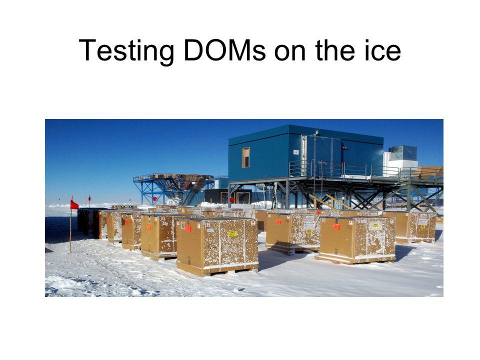 DOM Production 2005 Coordination: J. Haugen