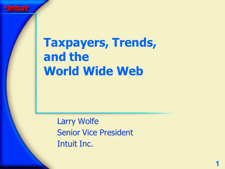 2 Agenda Waves of Technology Will Taxpayers Adopt.