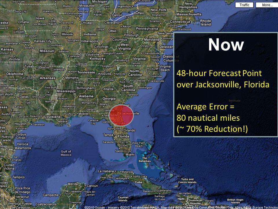 WFO Jacksonville, FL2010 Hurricane Season OutlookSteve Letro 9 6/9/2014 1970 vs. Today