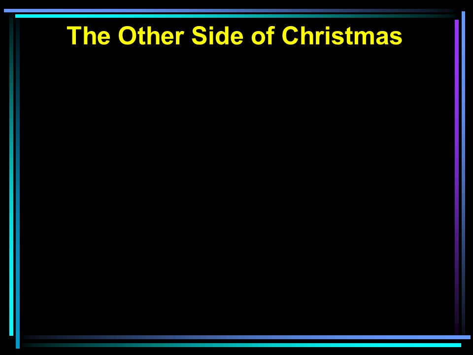 The Other Side of Christmas