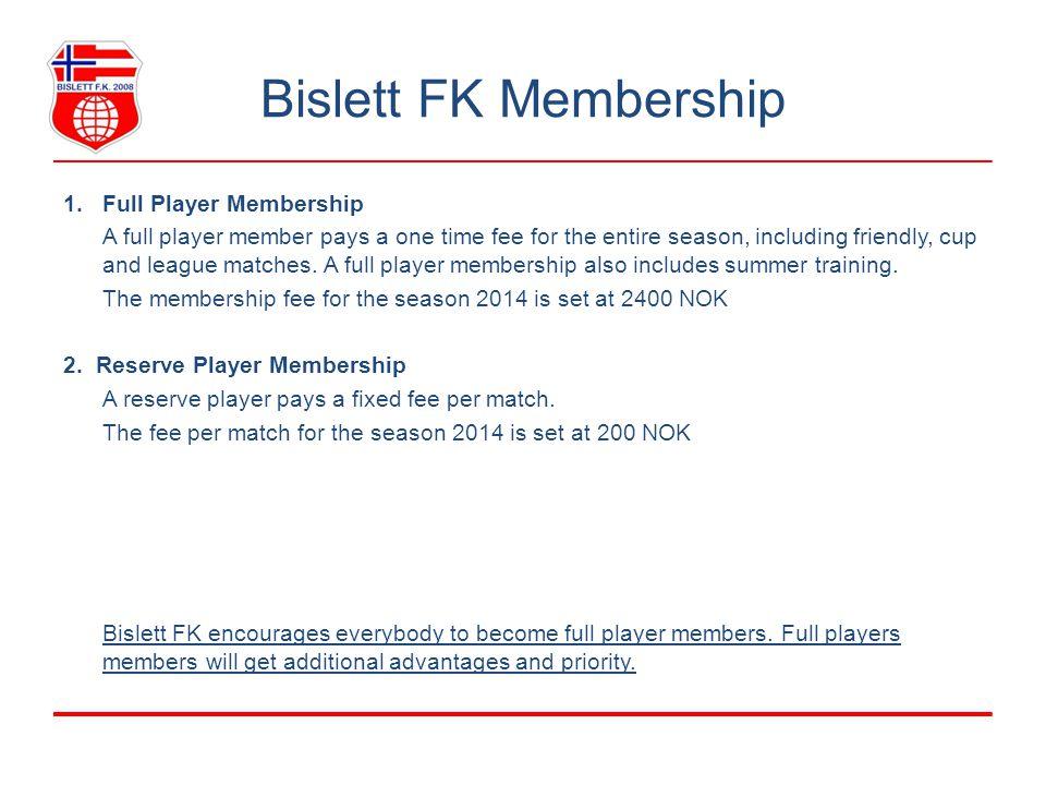 Bislett FK Football Kit Home Kit Bislett FK wears a white Adidas shirts with Bislett logo and number.