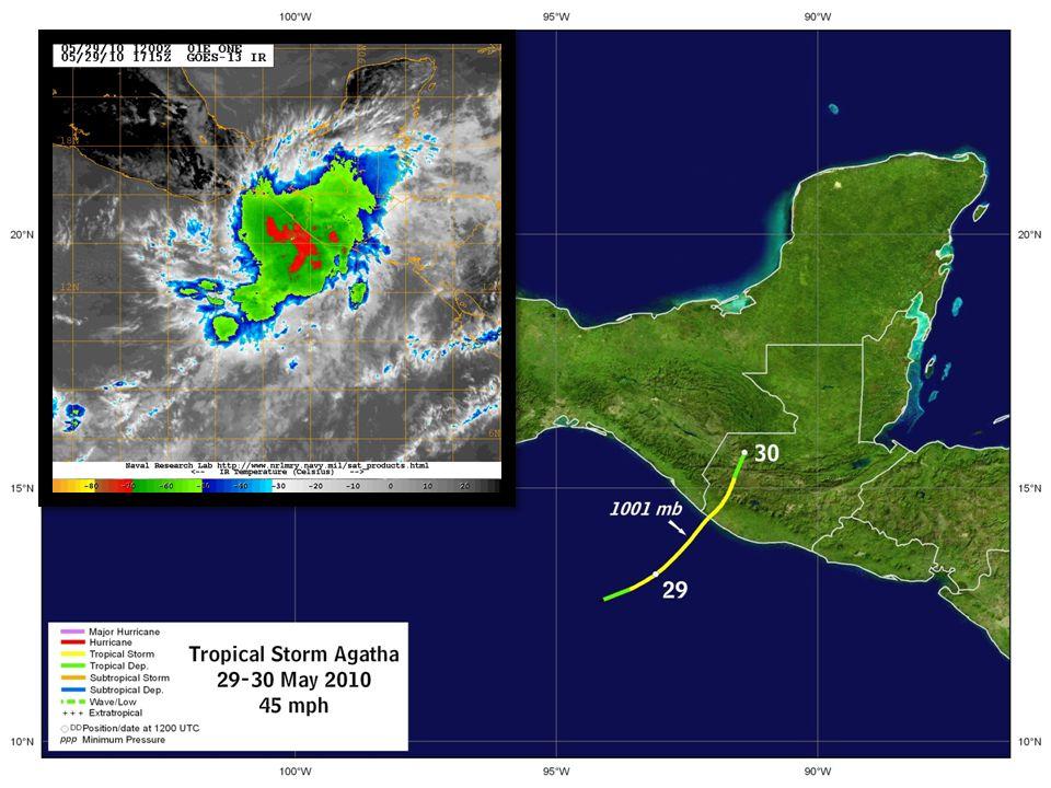 Tropical Storm Agatha