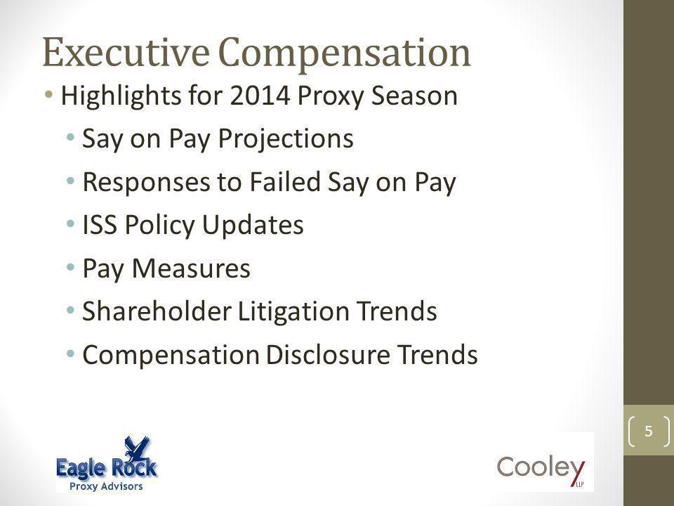 Shareholder Proposals Dealing With Shareholder Proposals Know your shareholder base.