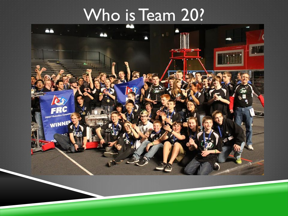 Who is Team 20?