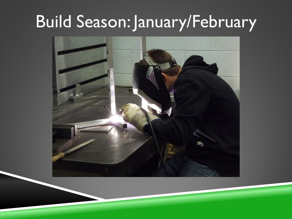 Build Season: January/February