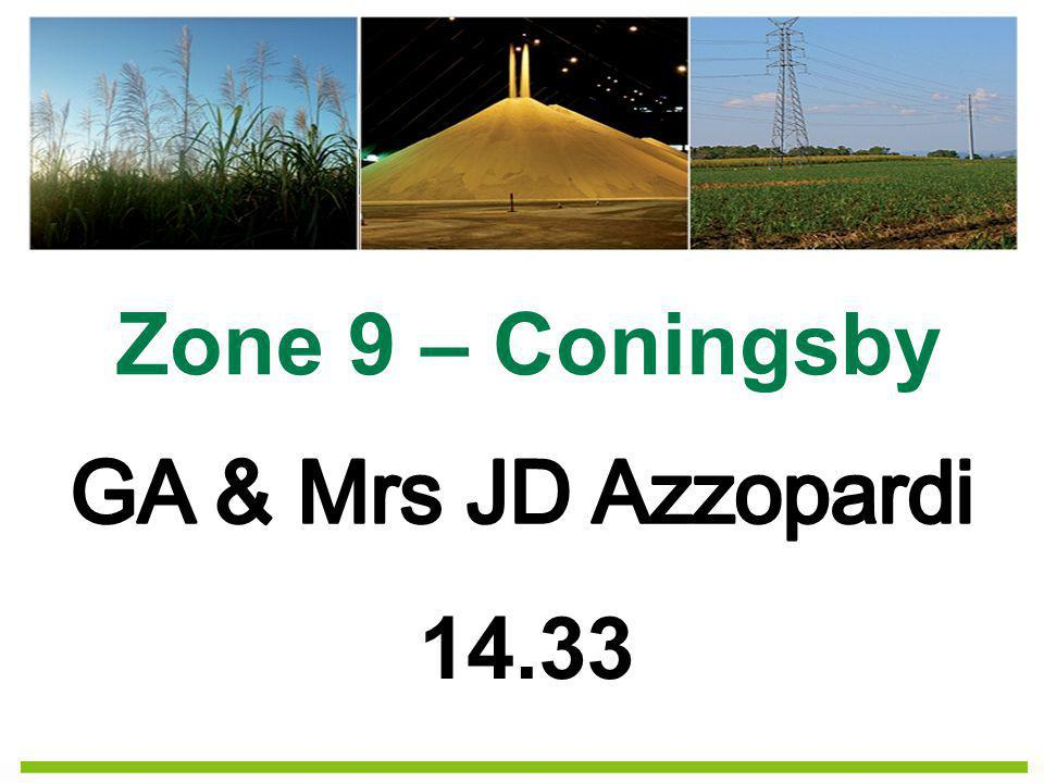 Zone 9 – Coningsby 14.33