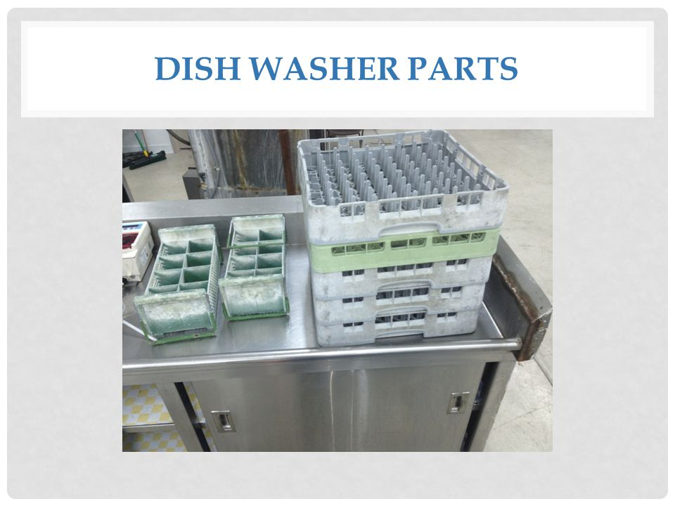 DISH WASHER PARTS