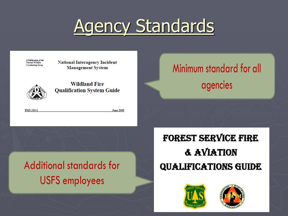Agency Standards