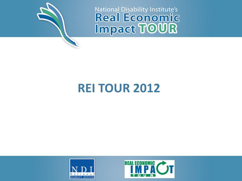 REI TOUR 2012