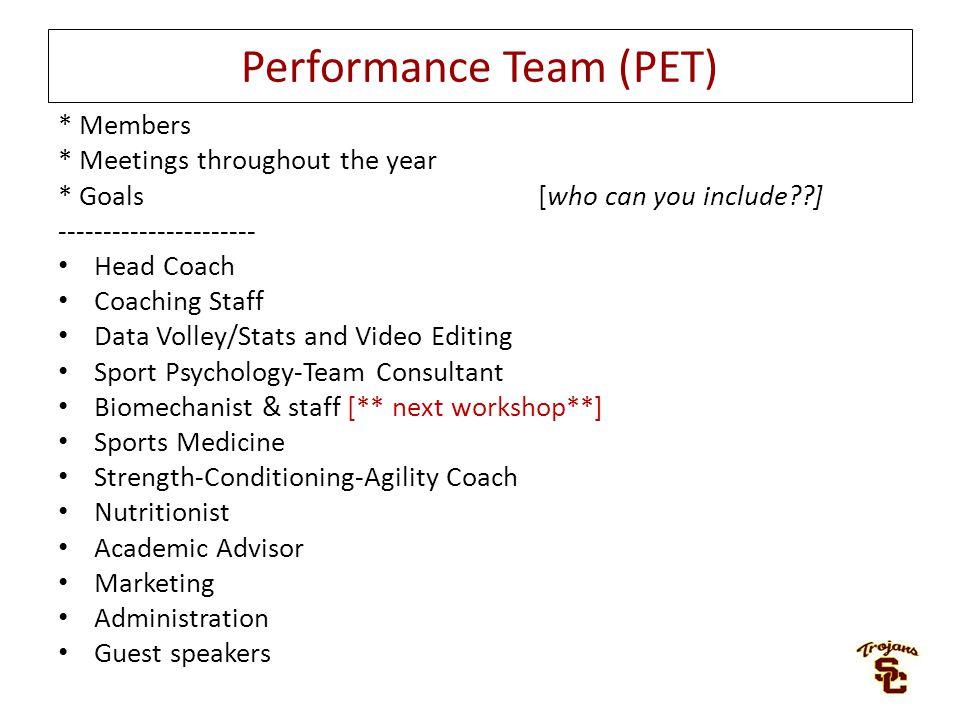 Cycle 2-Off-Season: Team Standards
