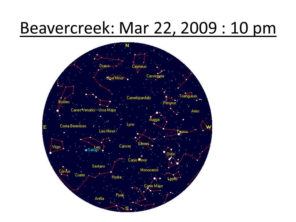 Beavercreek: Mar 22, 2009 : 10 pm