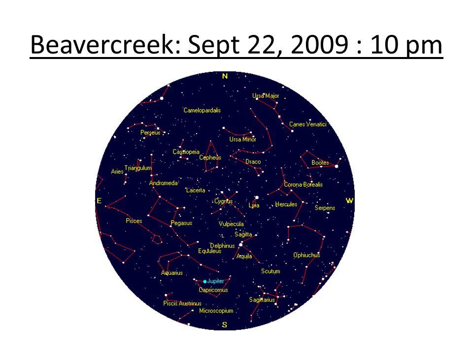 Beavercreek: Sept 22, 2009 : 10 pm