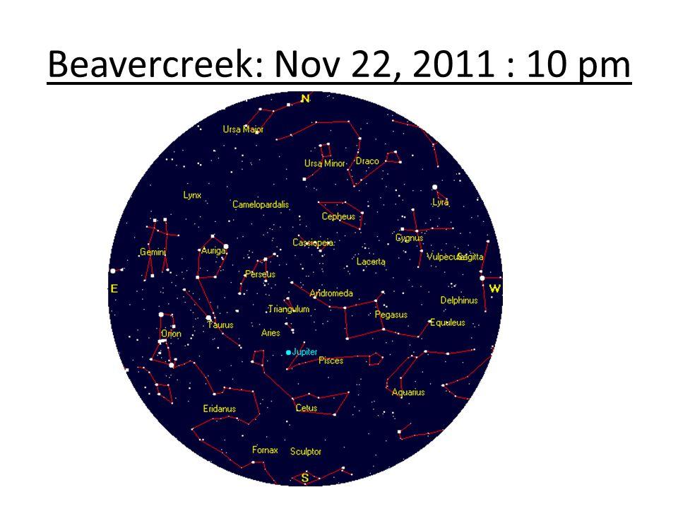 Beavercreek: Nov 22, 2011 : 10 pm