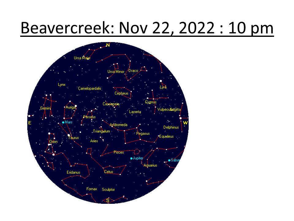 Beavercreek: Nov 22, 2022 : 10 pm