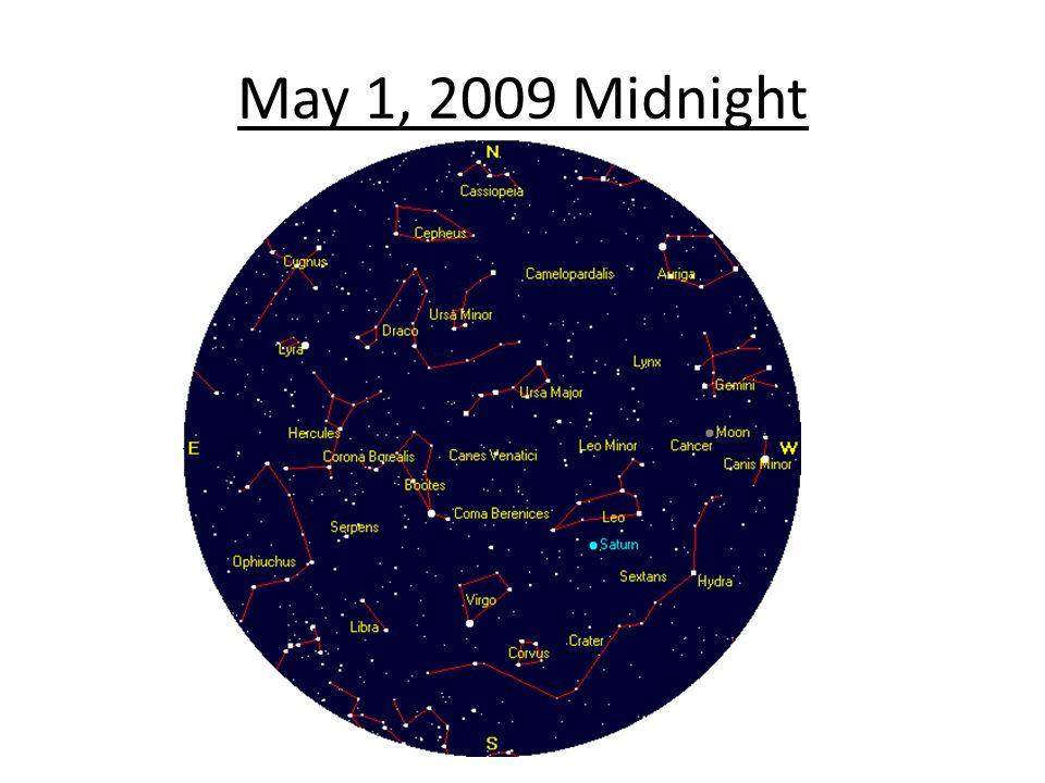 May 1, 2009 Midnight