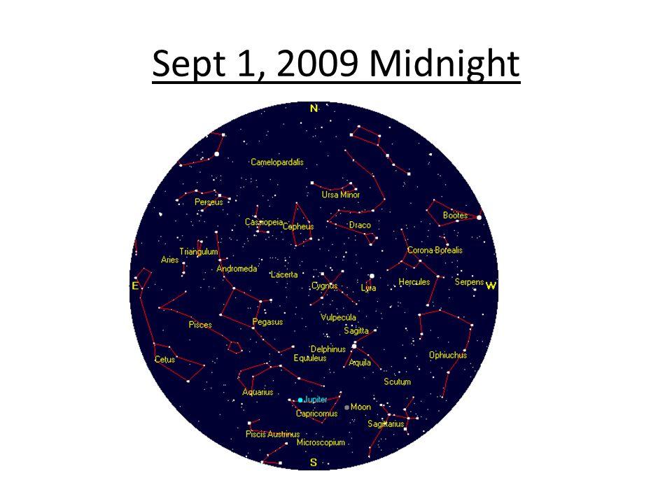 Sept 1, 2009 Midnight