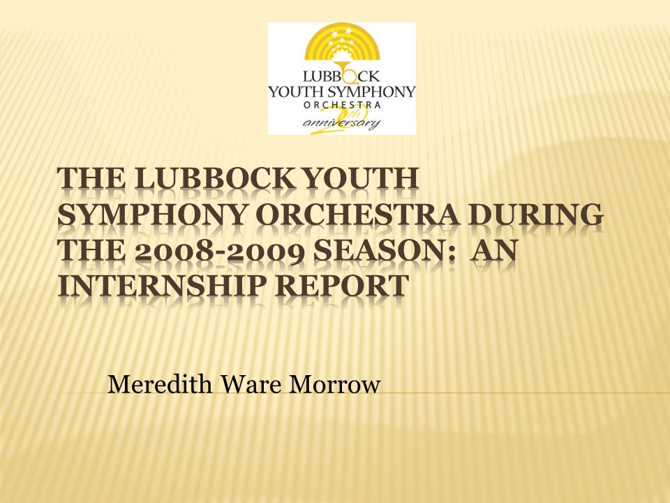 Meredith Ware Morrow