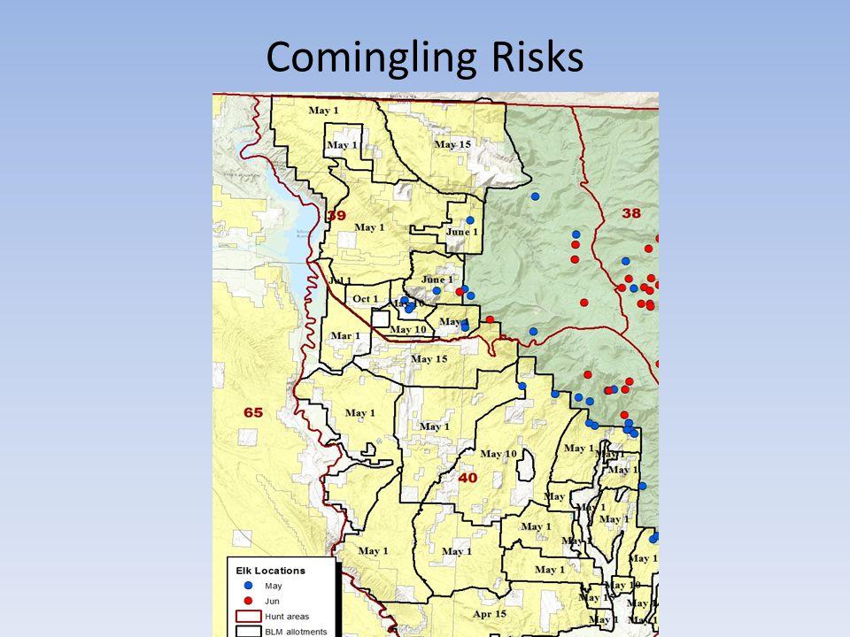 Comingling Risks