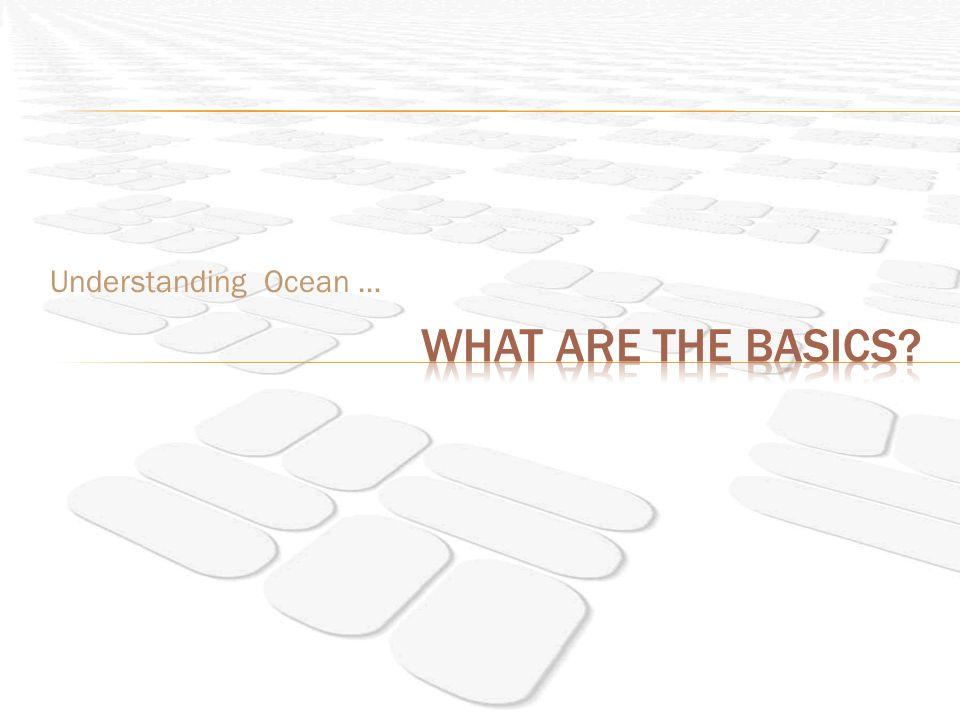 Understanding Ocean …