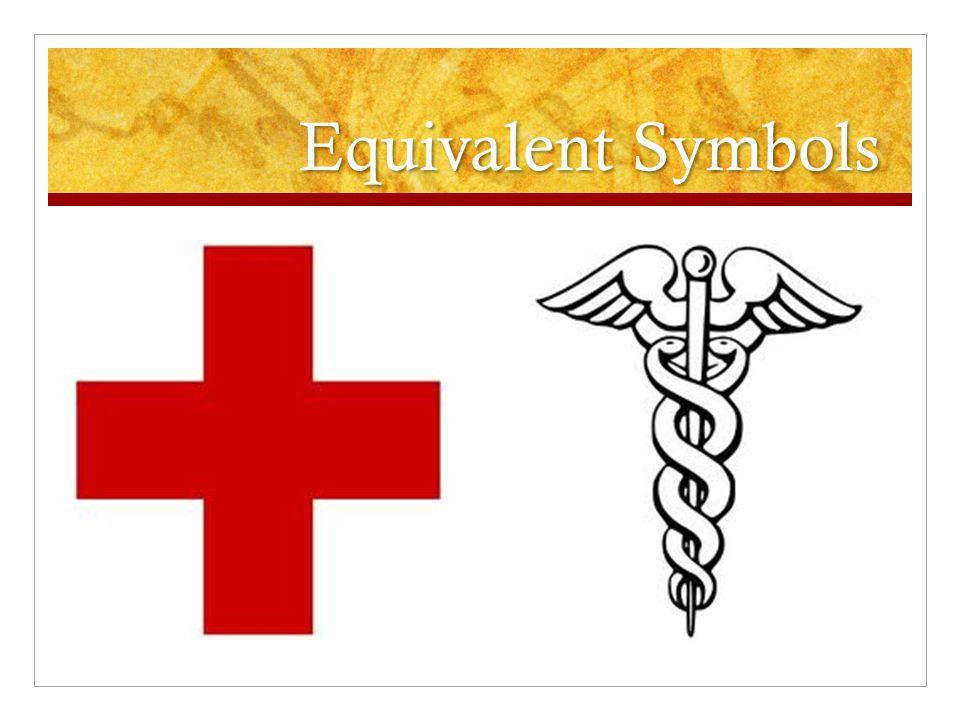 Equivalent Symbols