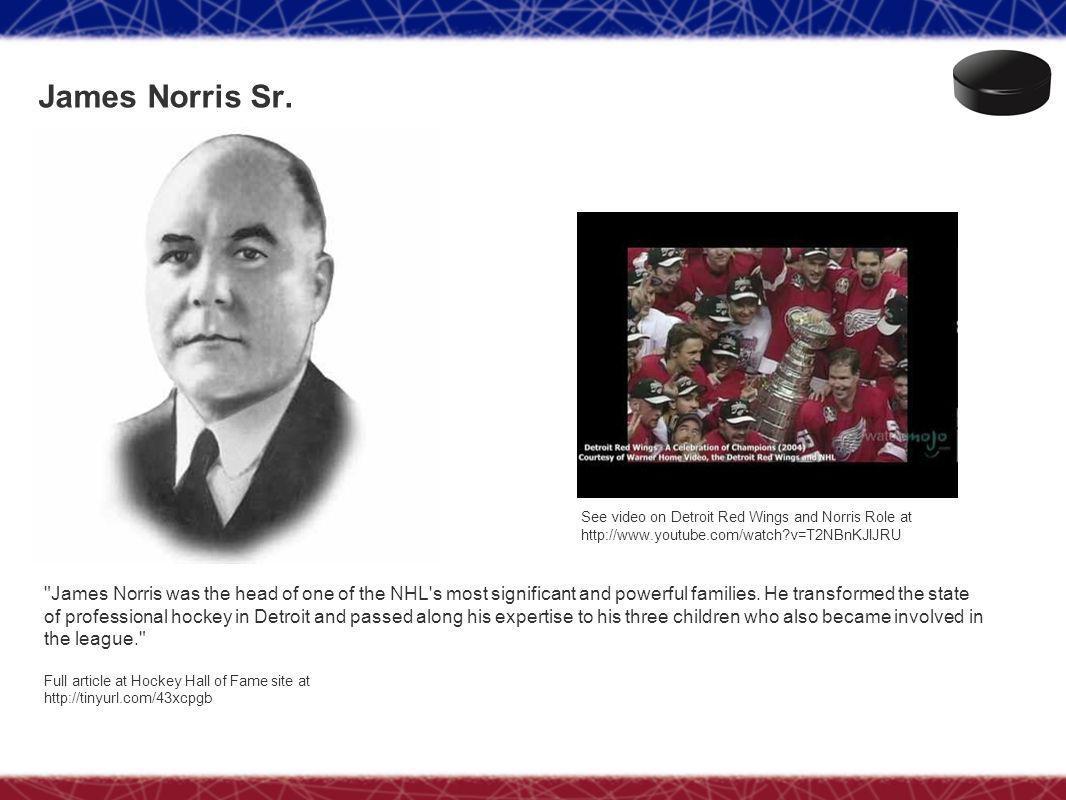 James Norris Sr.