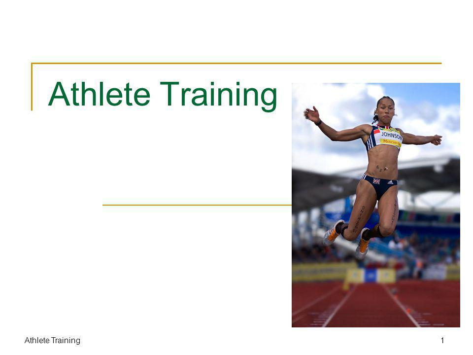 Athlete Training 1