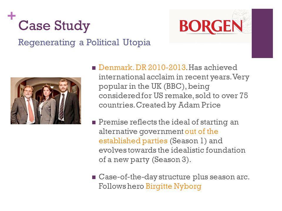 + Case Study Regenerating a Political Utopia Denmark.