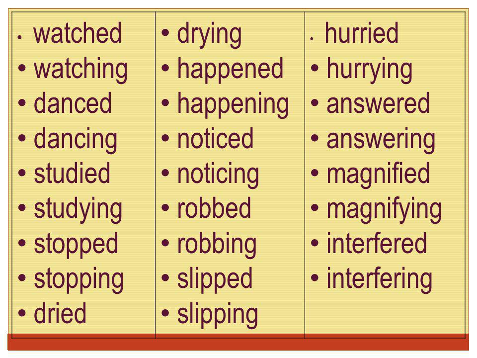 Action and Linking Verbs Action and Linking Verbs Find the verb in each sentence.