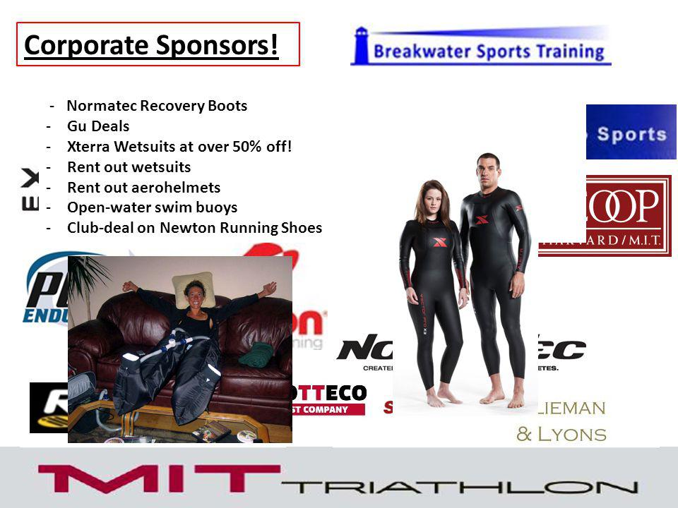 - Normatec Recovery Boots -Gu Deals -Xterra Wetsuits at over 50% off.
