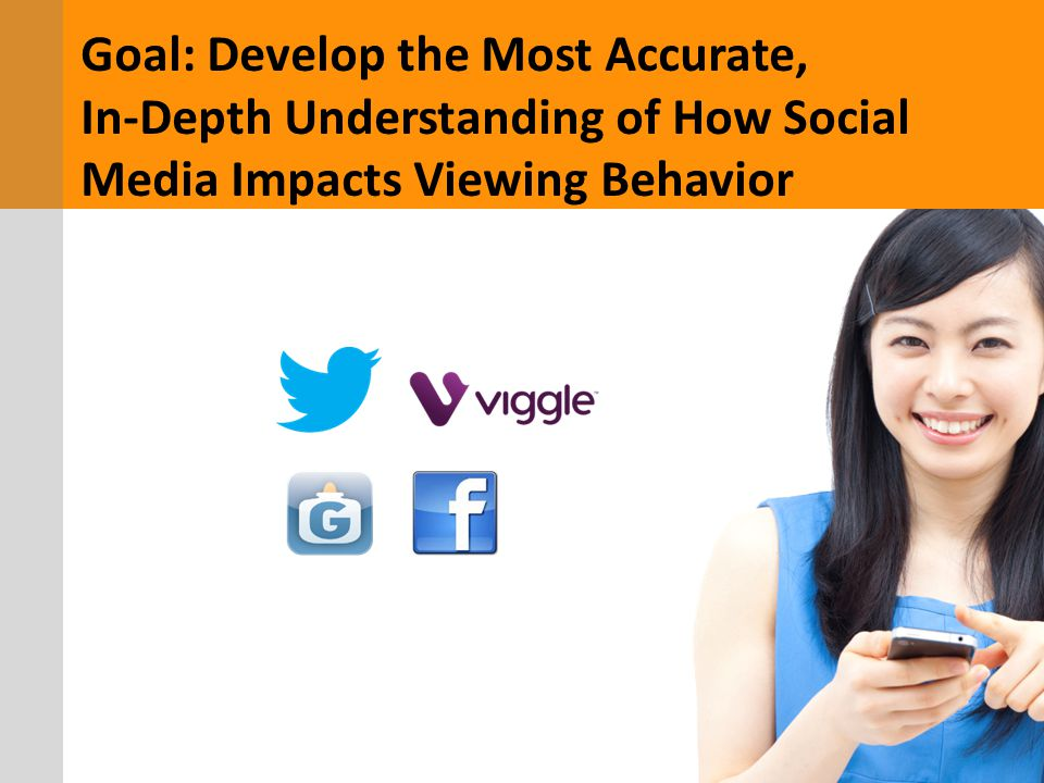 How does social media interact with television viewing and with other contact points.