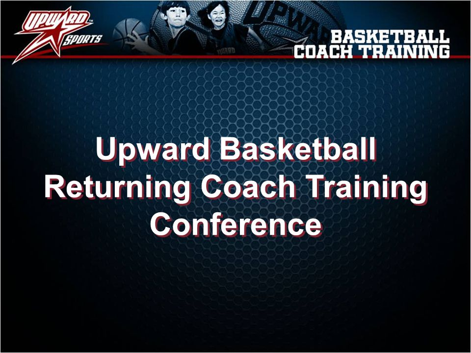 What we will cover at this training The Upward Vision Whats New this year !!!.