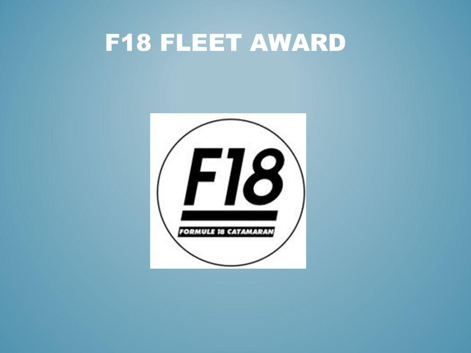 F18 FLEET AWARD