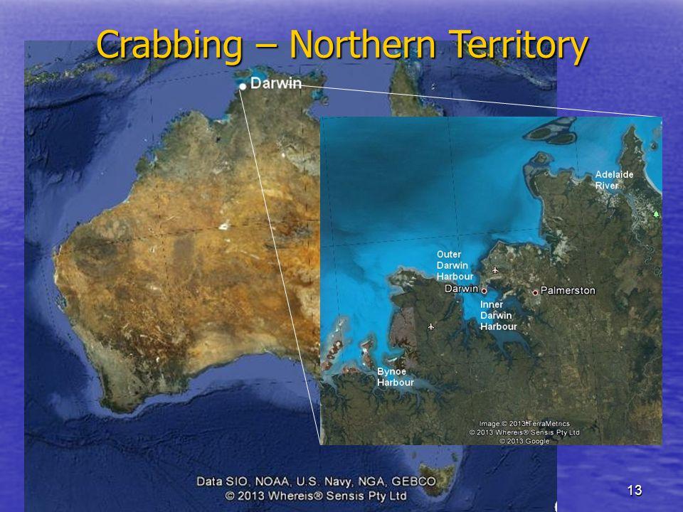 13 Crabbing – Northern Territory