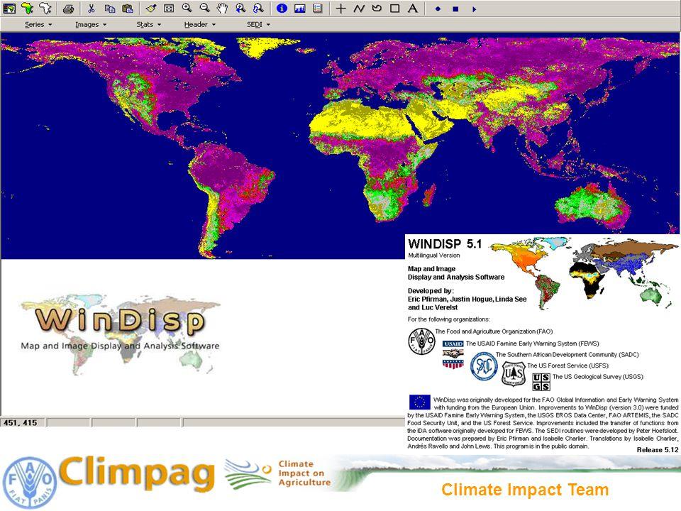 Climate Impact Team