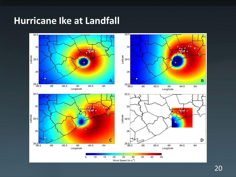 20 Hurricane Ike at Landfall