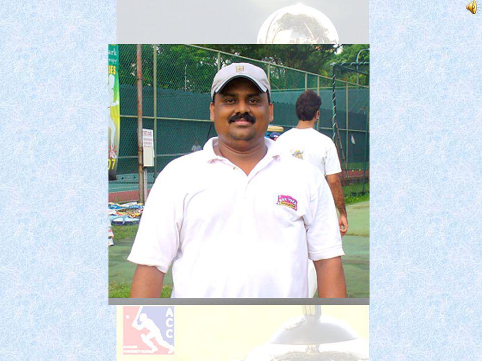 1. Prasanna Kashinath Gharat 2. Balasubramanian Krishnamurthy Highest Individual Score