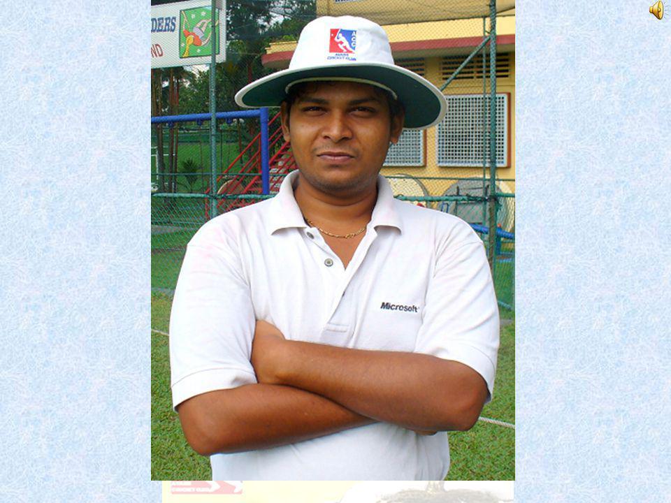 1. Vamsi Ramana Rao 2. Sandeep Singh 3. Rahul Sareen Best T20 Bowler