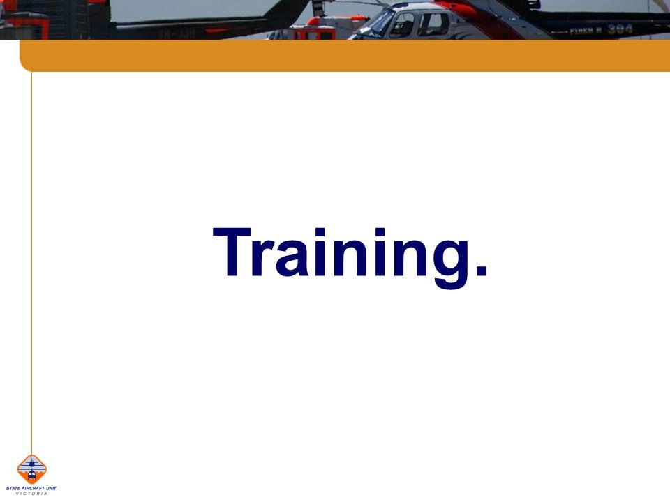 Training.