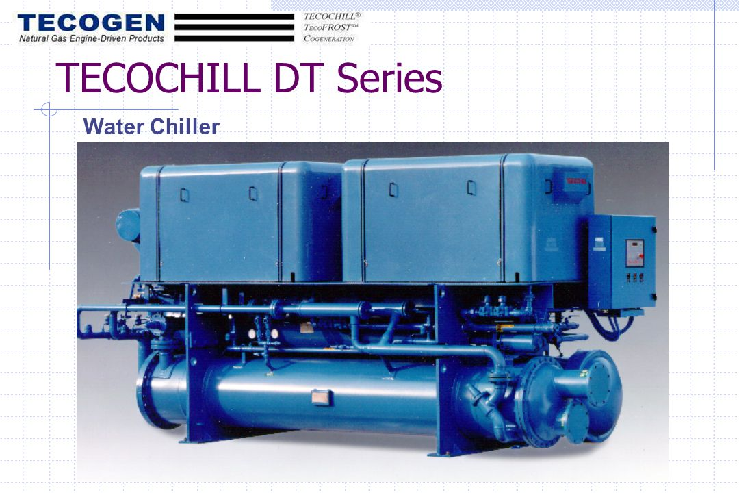 Water Chiller TECOCHILL DT Series